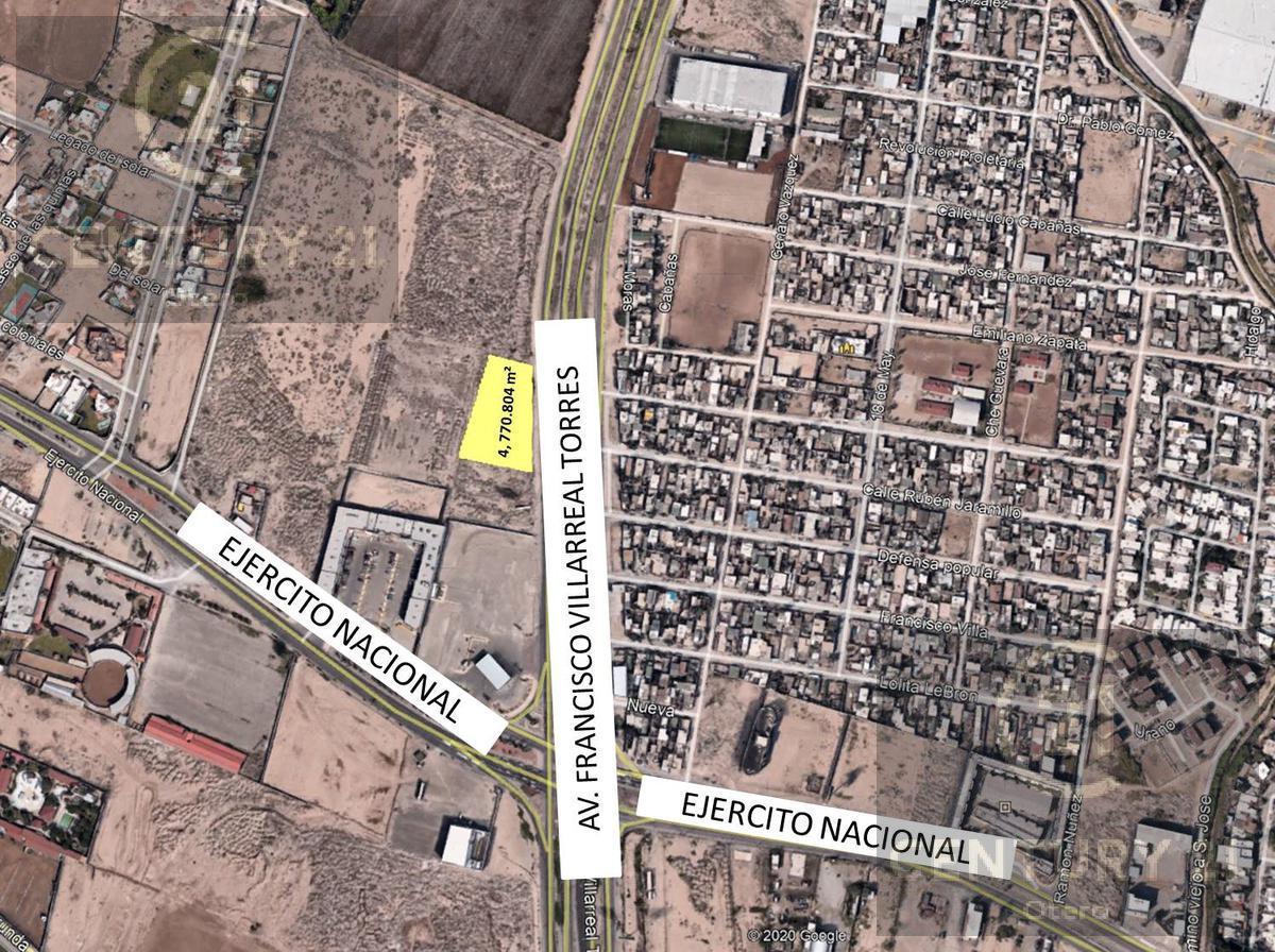 Foto Terreno en Renta en  Partido Senecu,  Juárez  Partido Senecu