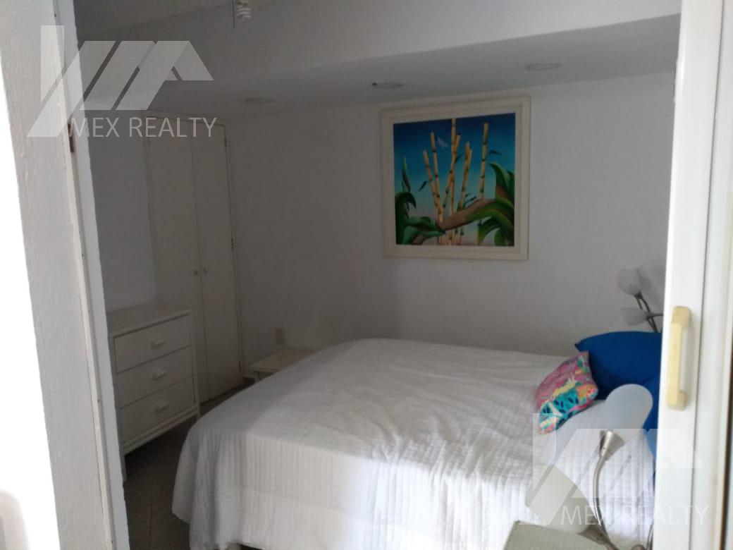 Foto Departamento en Renta en  Cancún,  Benito Juárez  DEPARTAMENTO AMUEBLADO EN RENTA  EN 2 PLAYAS  KM 6.5 ZONA HOTELERA