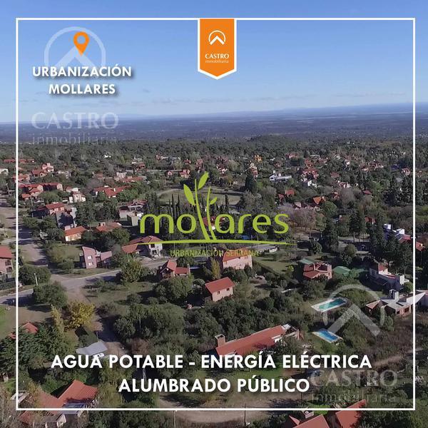 Foto Terreno en Venta en  Mollares,  Merlo  Urbanización Serrana