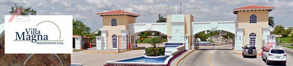 Foto Terreno en Venta en  Villa Magna,  Cancún  TERRENO EN VENTA EN VILLA MAGNA CANCÚN