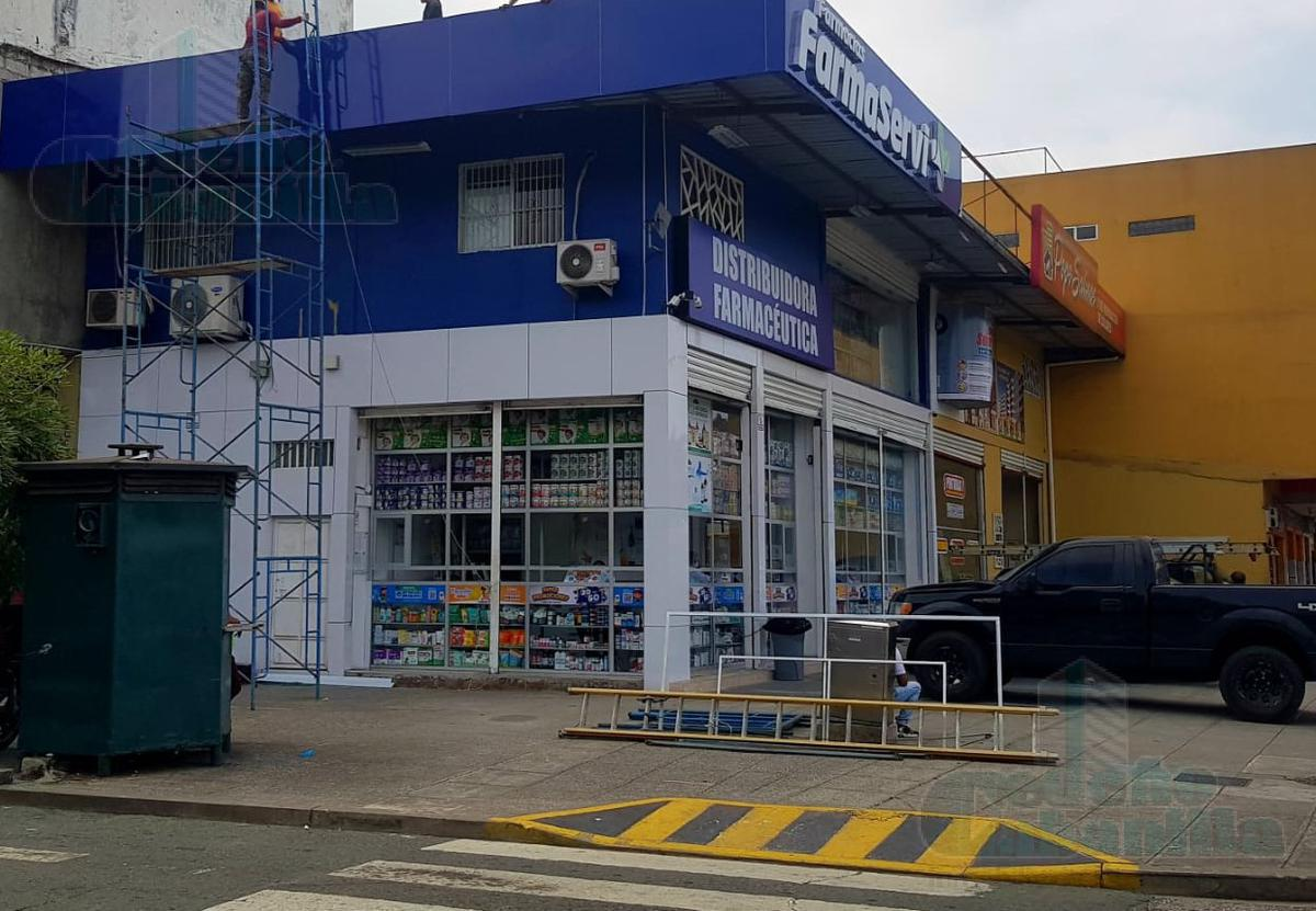 Foto Edificio Comercial en Venta en  Guayaquil ,  Guayas    VENTA DE LOCALES COMERCIALES EXCELENTE UBICACION