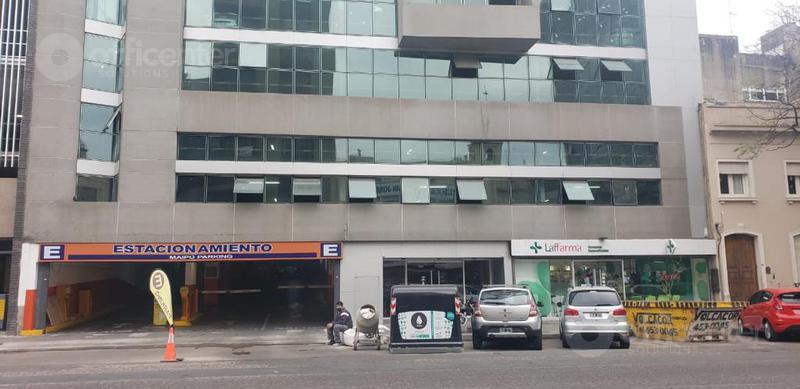 Foto Oficina en Alquiler en  Centro,  Cordoba  Oficinas Av. Maipú 51