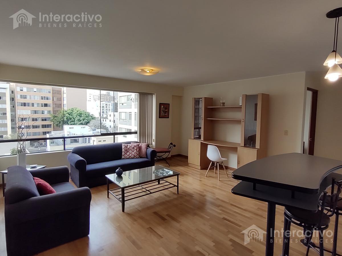 Foto Departamento en Alquiler en  Miraflores,  Lima  2 de mayo paralela a Pardo - 5to piso