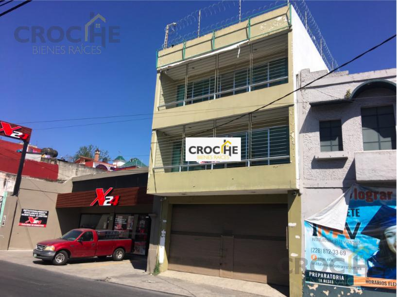 Foto Oficina en Renta en  Xalapa Enríquez Centro,  Xalapa  Edificio en Renta en Xalapa, Ver en colonia Centro,