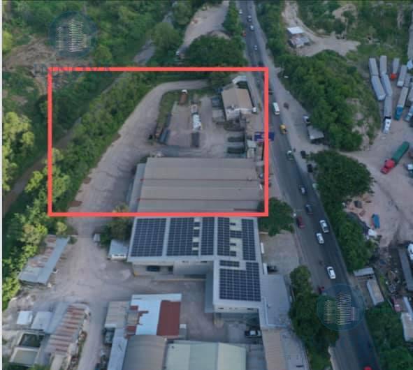 Foto Bodega Industrial en Renta en  Loarque,  Tegucigalpa  Bodega En Renta 1695m2   Loarque Tegucigalpa