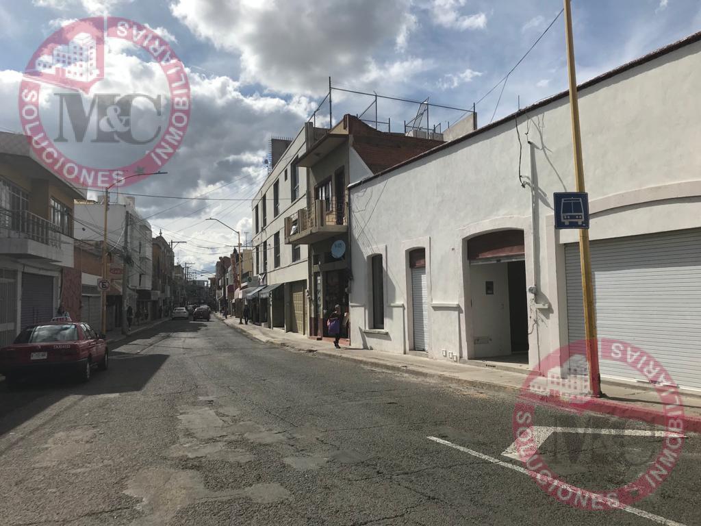 Foto Local en Renta en  Zona Centro,  Aguascalientes  RENTA DE LOCAL EN CENTRO DE AGS.