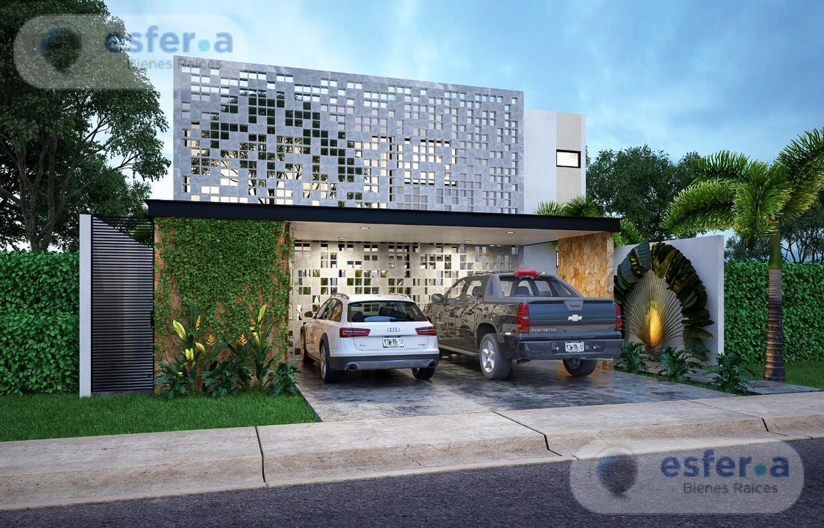 Foto Casa en Venta en  Conkal ,  Yucatán  PRIVADA RESIDENCIAL TAMORA 150, CONKAL