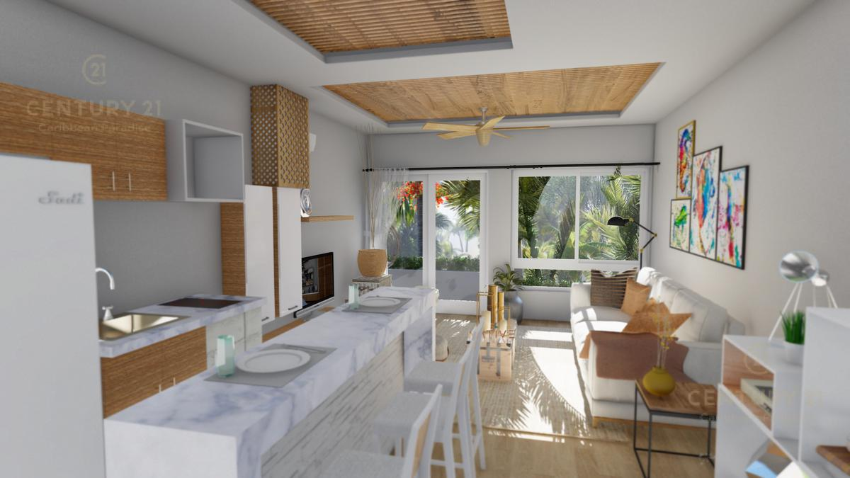 Cozumel Apartment for Sale scene image 1