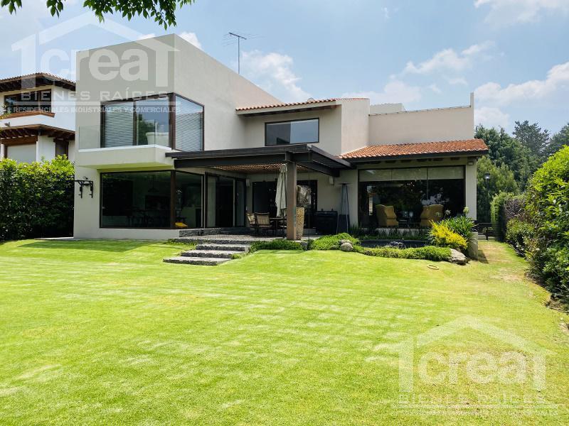 Foto Casa en Venta en  Club de Golf los Encinos,  Lerma                          Club de Golf los Encinos, Lerma, Mex., casa en venta  NEGOCIABLE