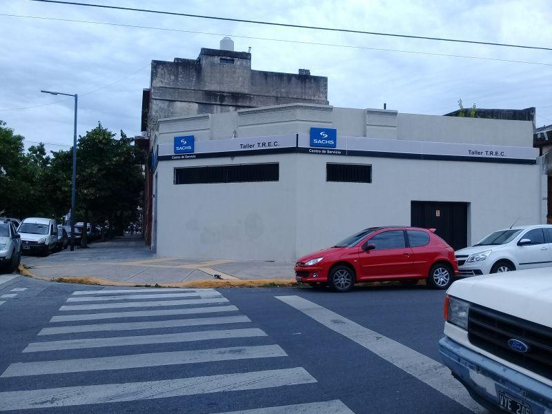 Foto Terreno en Venta en  Paternal ,  Capital Federal  Fragata Sarmiento 2200