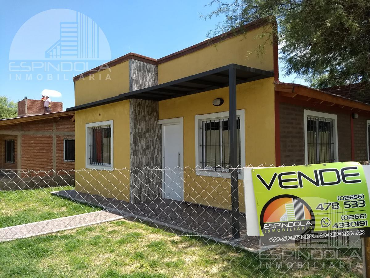 Foto Casa en Venta en  Centro,  Merlo  Juan de Videla