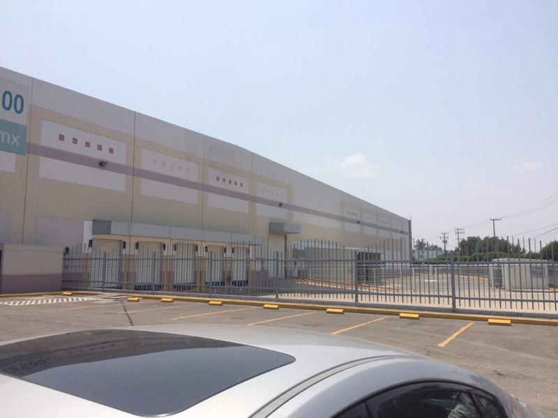 Foto Nave Industrial en Renta en  Tepotzotlán ,  Edo. de México  AV. DE LA INDUSTRIA - EL TREBOL - EDO DE MEXICO