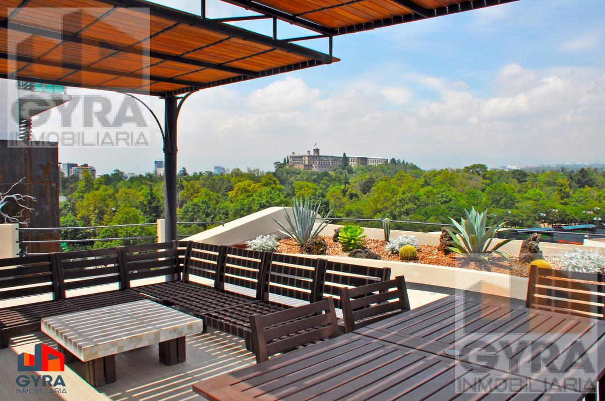 Foto Departamento en Venta en  Anzures,  Miguel Hidalgo  Penthouse venta Mariano Escobedo