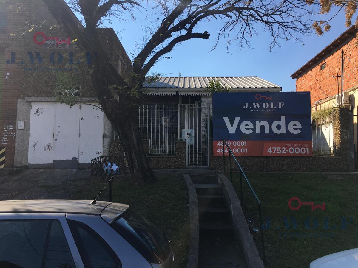 Foto Terreno en Venta en  V.Bonich,  General San Martin  1º de Agosto Nº al 3600