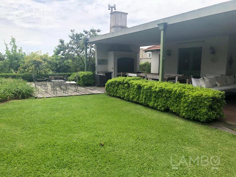 Foto Casa en Alquiler temporario en  Estancias Del Pilar,  Countries/B.Cerrado (Pilar)  Estancias del Pilar, La Paz