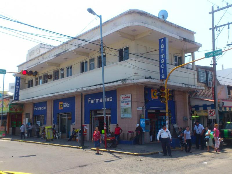 Foto Local en Renta en  Veracruz ,  Veracruz  Juan Soto # 56 esquina M. Hidalgo, Colonia Centro,