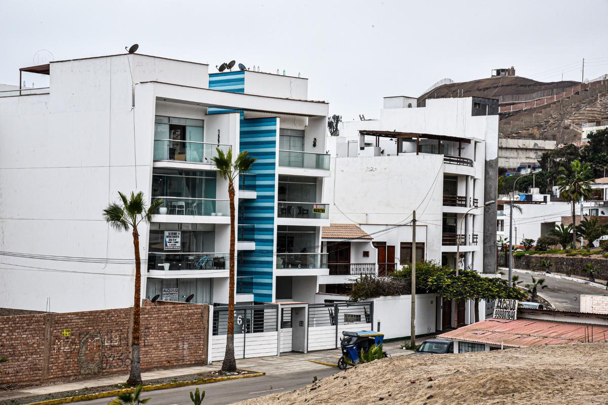 Foto Departamento en Venta en  Pucusana,  Lima  Pucusana