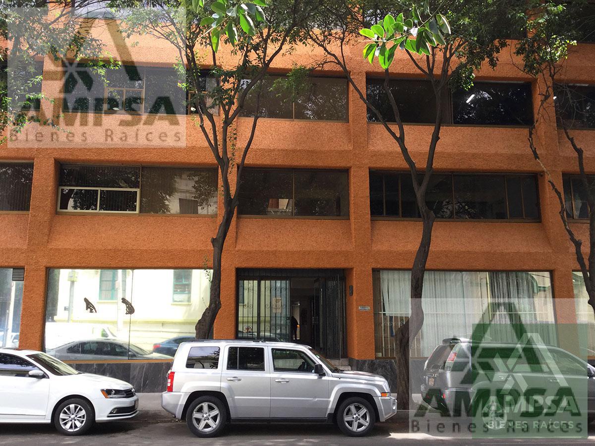 Foto Oficina en Renta | Venta en  San Rafael,  Cuauhtémoc  Tomas Alva Edisson