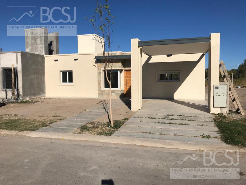 Foto Casa en Venta en  Terrazas al Oeste,  Rivadavia  terrazas al oeste  lote A-8