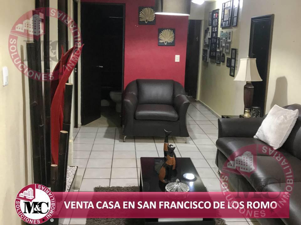Foto Casa en Venta en  San Francisco de los Romo ,  Aguascalientes  MC VENTA CASA EN SAN FRANCISCO DE LOS ROMOS
