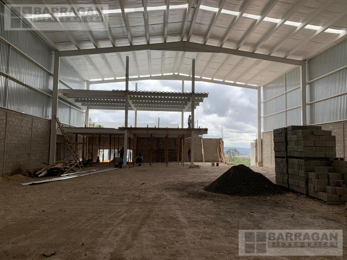 Foto Bodega Industrial en Renta en  El Marqués,  Querétaro  Bodega en Renta Terra Park Centenario