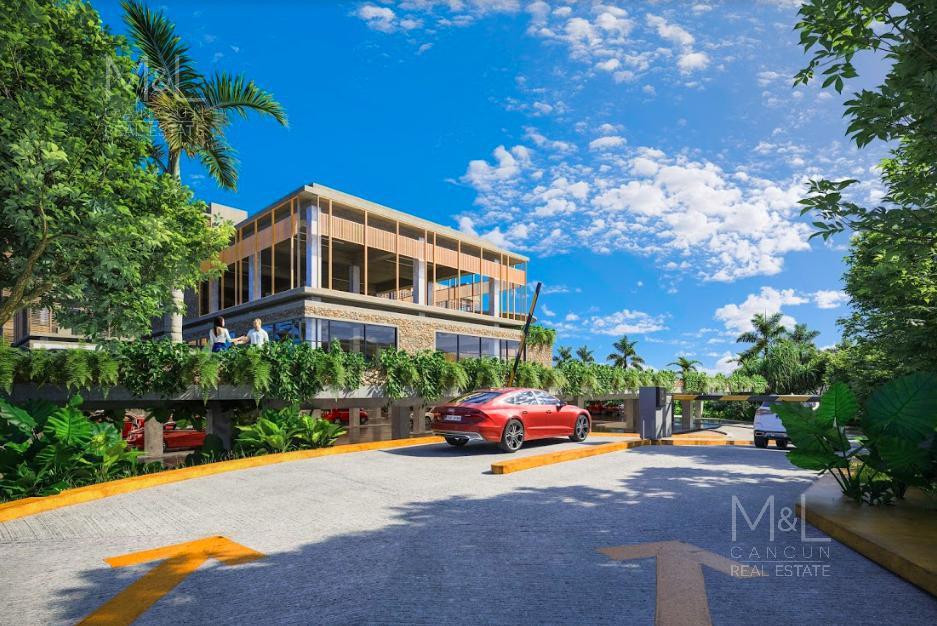 Foto Oficina en Venta en  Puerto Cancún,  Cancún  Oficinas corporativas en Venta en Cancún  ESPACIO, 28 m2  en Puerto Cancún
