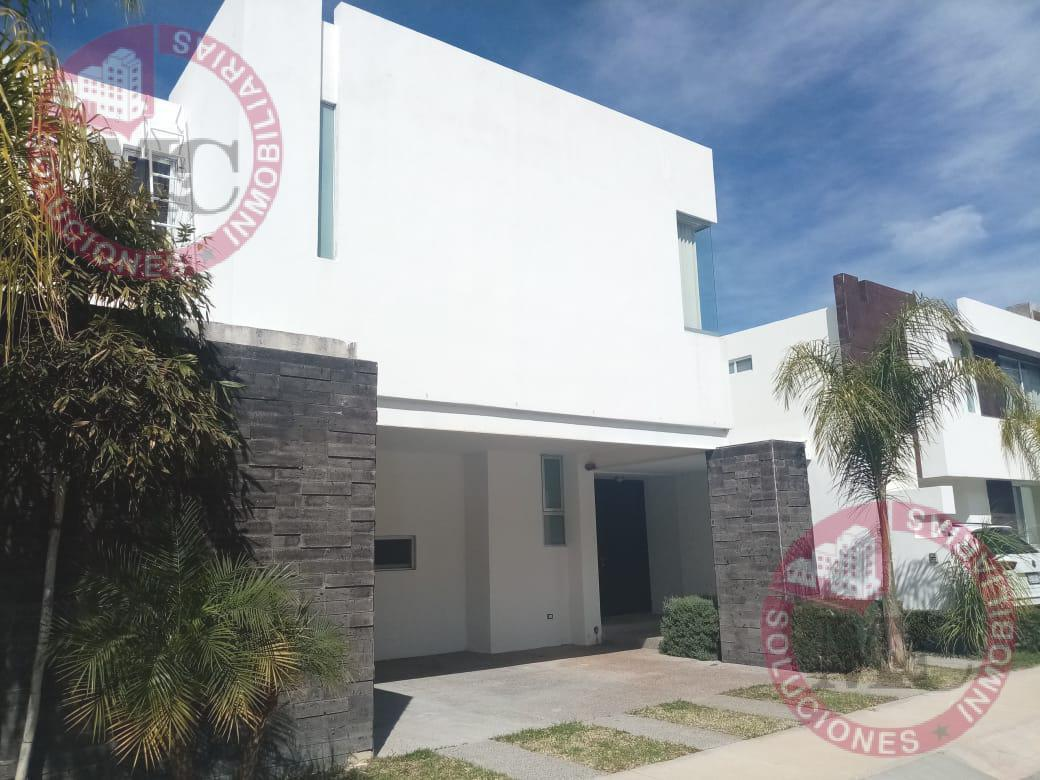 Foto Casa en Venta en  Fraccionamiento Los Calicantos,  Aguascalientes  VENTA MODERNA CASA EN REAL DEL MOLINO