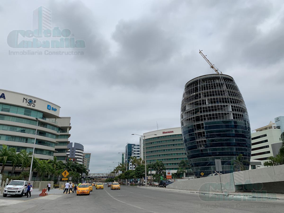 Foto Oficina en Venta en  Norte de Guayaquil,  Guayaquil  VENTA DE OFICINA  100 BUSINESS CENTER