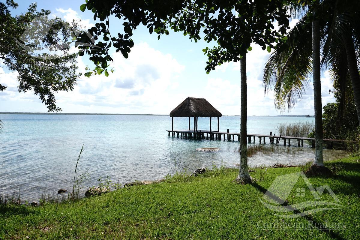 Foto Terreno en Venta en  Bacalar ,  Quintana Roo  Terreno en venta en  Bacalar /Riviera Maya