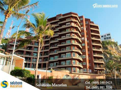 Foto Departamento en Venta en  Centro,  Mazatlán  Paseo Claussen, Balcones de Loma Linda 82000 Mazatlán, Sin.