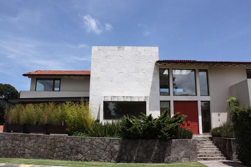 Foto Casa en Venta en  Club de Golf los Encinos,  Lerma  Casa Moderna en Los Encinos