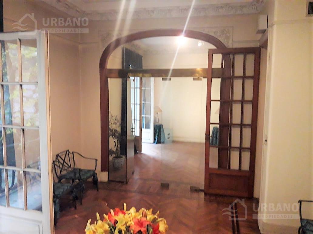 Foto Oficina en Alquiler en  Recoleta ,  Capital Federal  Arenales al 900- PISO OFICINA