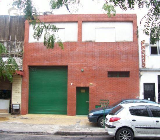 Foto Galpón en Venta en  Villa Crespo ,  Capital Federal  Fitz Roy al 300