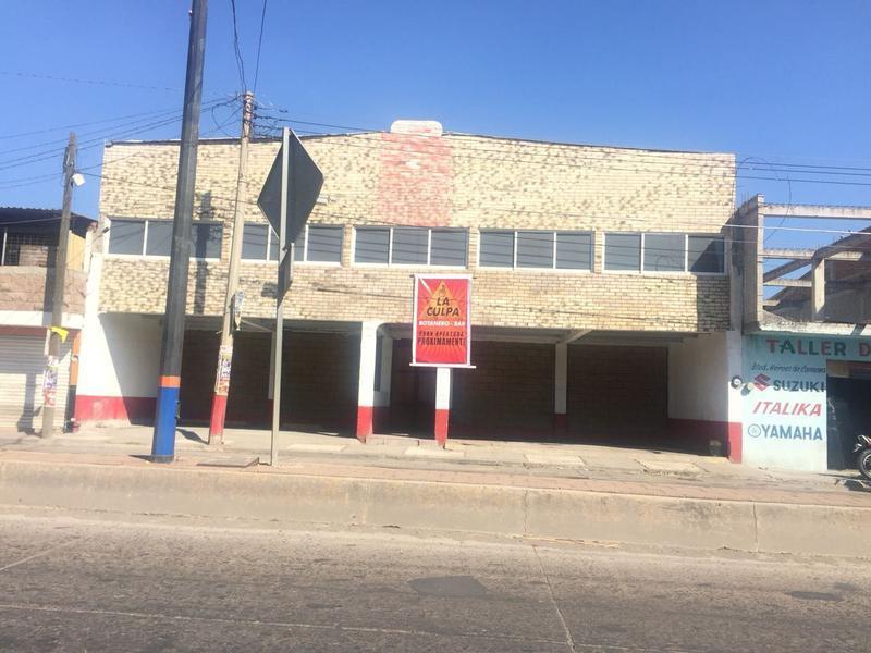 Foto Edificio Comercial en Venta en  El Edén,  Salamanca  PROPIEDAD COMERCIAL EN VENTA, SOBRE AV. HÉROES DE CANANEA, SALAMANCA