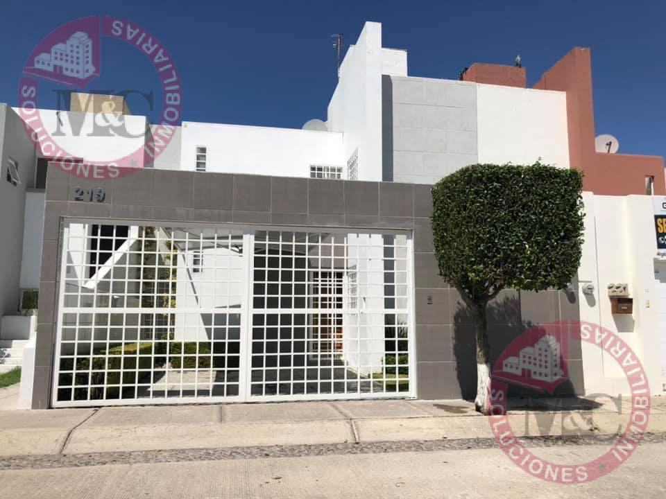 Foto Casa en Renta en  Aguascalientes ,  Aguascalientes  TROJES SAN CRISTOBAL