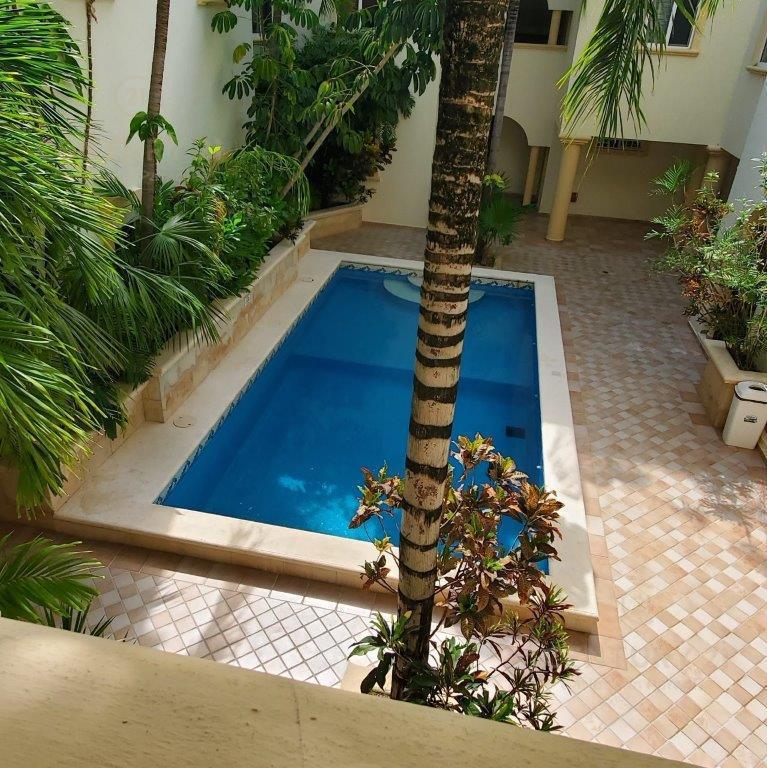 Foto Departamento en Renta en  Playa del Carmen,  Solidaridad  Amplio y hermoso departamento en renta a metros de playa Mamitas y 5 Avenida, Playa del Carmen P2949
