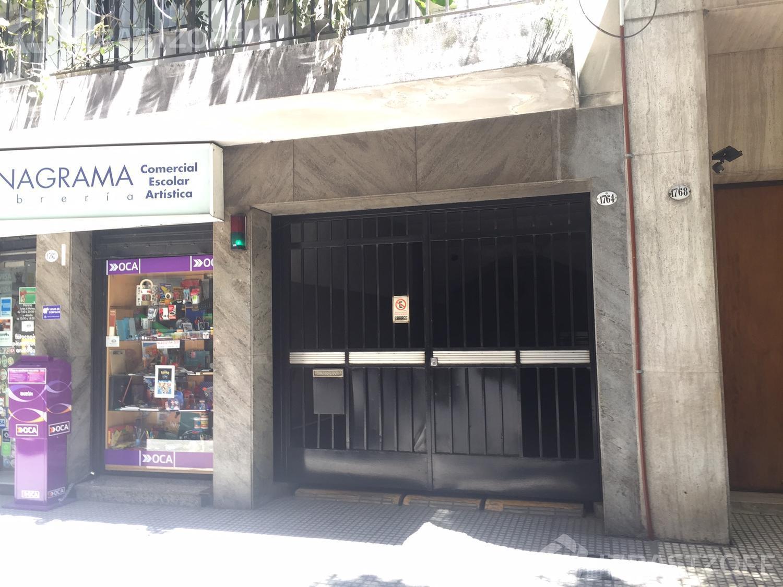 Cochera-Venta-Recoleta-Ayacucho e/Vicente Lopez y Guido