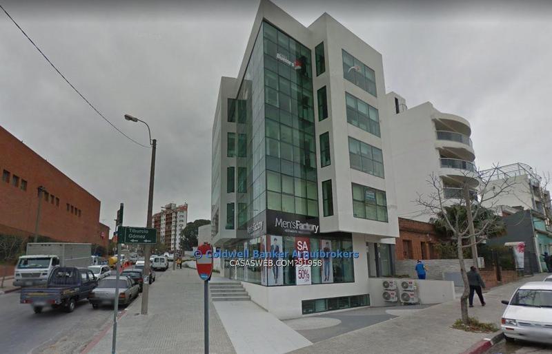 Foto Oficina en Venta en  Pocitos Nuevo ,  Montevideo  Oficina a estrenar en venta en Pocitos Nuevo