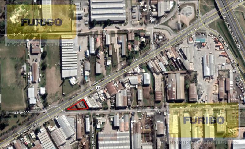 Foto Galpón en Venta en  Rosario,  Rosario  Av. Pte. Perón al 7600