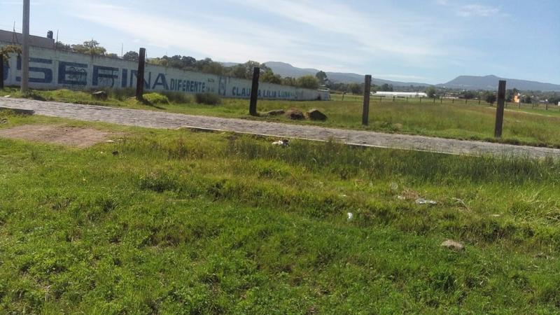 Foto Terreno en Venta en  Cuautepec de Hinojosa Centro,  Cuautepec de Hinojosa  TERRENO PLANO CUAUTEPEC HIDALGO, A 10 MIN DE TULANCINGO