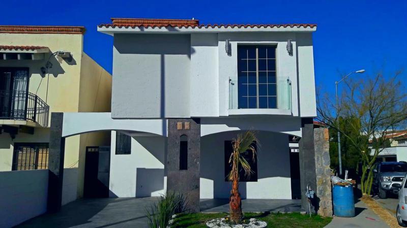 Foto Casa en Renta en  Fraccionamiento Veredas del Sol,  Juárez  Fraccionamiento Veredas del Sol