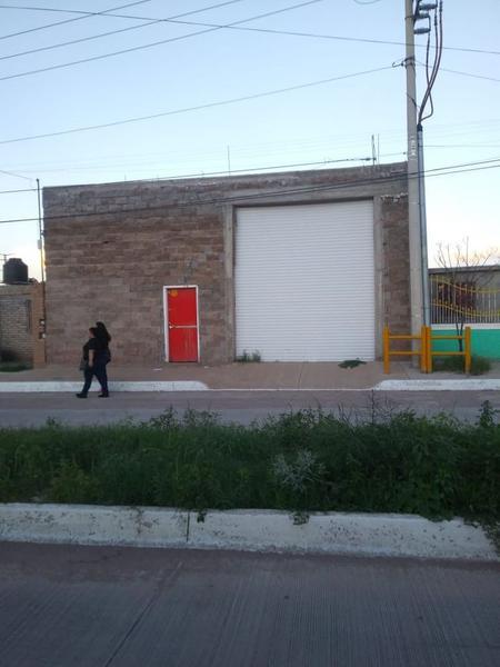 Foto Bodega en Venta en  Servidor Agrario,  Chihuahua  EN VENTA BODEGA SIN TERMINAR EN COL. VETERANOS