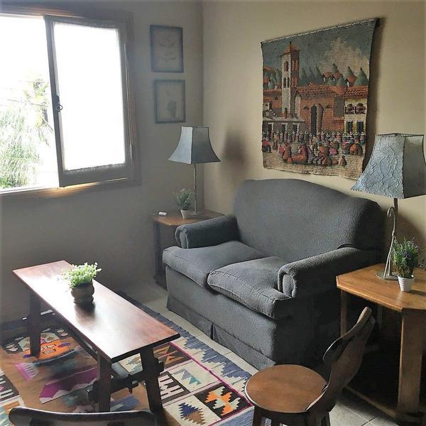 Foto Departamento en Alquiler en  Seminario,  San Roque  Alquilo Departamento Amoblado 1 Dormitorio Con 1 Cocheras En Bo. Seminario