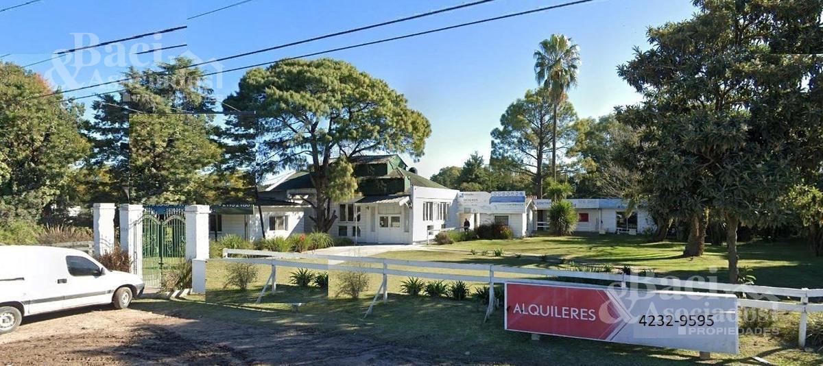 Foto Edificio Comercial en Alquiler en  Canning (Ezeiza),  Ezeiza  Castex al 3100