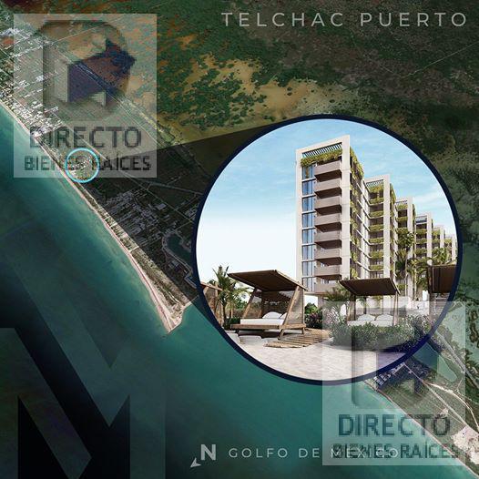 Foto Departamento en Venta en  Pueblo Telchac Puerto,  Telchac Puerto  Calle &0 y Calle 21 Puerto  Telchac, Merida, Yucatan