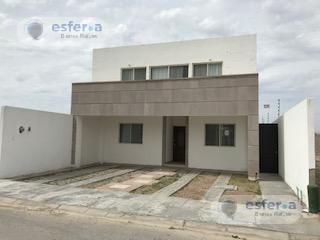 Foto Casa en Renta en  Torreón ,  Coahuila  Se Renta Casa Amueblada en Villas de Renacimiento