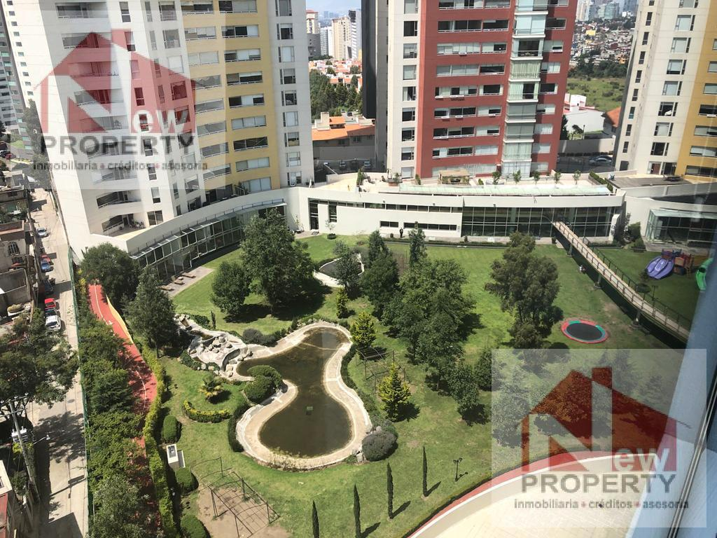 Foto Departamento en Venta en  Interlomas,  Huixquilucan  Se vende departamento en Aquario en Interlomas