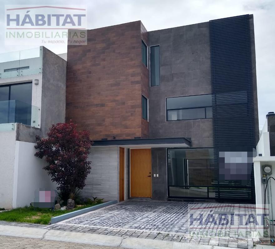 Foto Casa en Venta en  Momoxpan,  San Pedro Cholula  CASA NUEVA EN VENTA ZONA LA CARCAÑA, CHOLULA PUEBLA