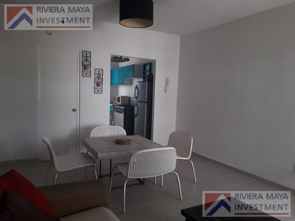 Foto Departamento en Renta en  Solidaridad ,  Quintana Roo  Departamento  en renta Privada Martinet, Real Ibiza