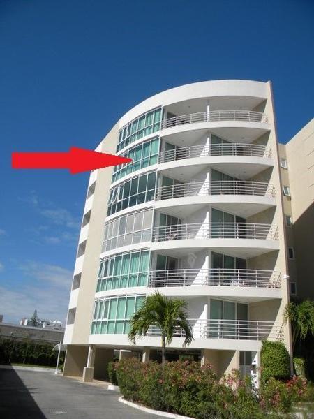 Foto Departamento en Renta en  El Table,  Cancún  El Table, Torres Huitzilin. Bonito Departamento. en Renta, de 2 recámaras  Amplio con Vista Panorámica. Cancún  Quintana Roo